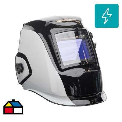 Mascara soldar luz led fotosensible