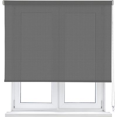 Cortina enrollable sun screen 150x250 cm gris