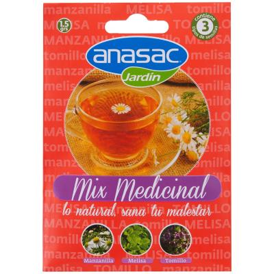Mix semillas medicinales 1,5 gr sachet
