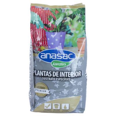 Sustrato Plantas Interior 6 litros bolsa
