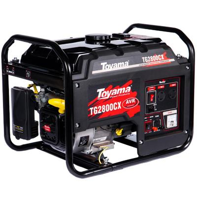 Generador eléctrico a gasolina 2200W