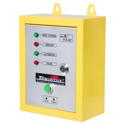 Tablero de transferencia eléctrico 5500 W