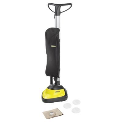 Lustraspiradora 600 W amarillo