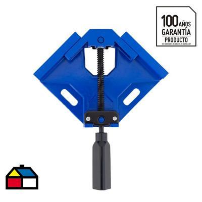 Prensa para esquina 90º aluminio
