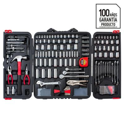 Set de herramientas mecánicas 178 piezas