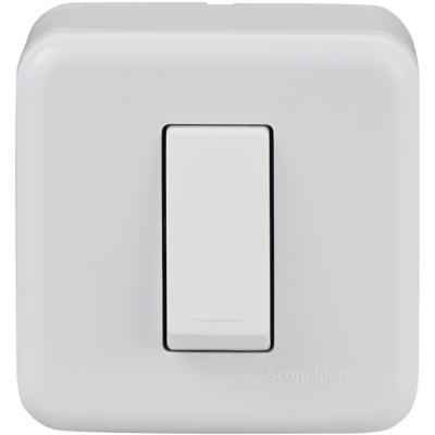 Interruptor pulsador de sobreponer 16 A