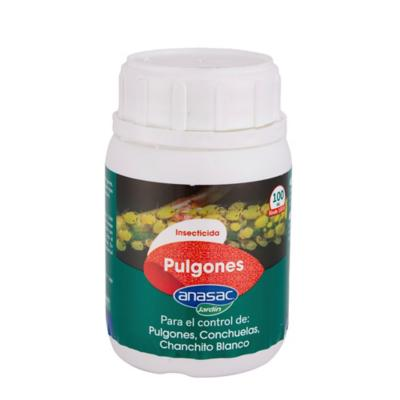Insecticida para Pulgones 100 cc frasco
