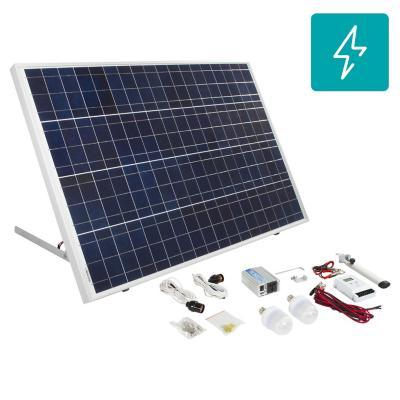 Kit energía solar 95W