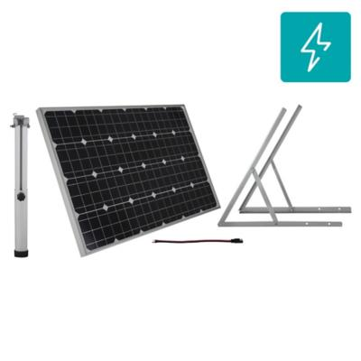Panel solar 100 W