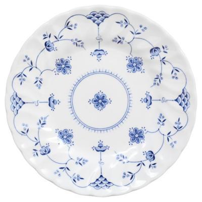 Plato para pan 17 cm Azul