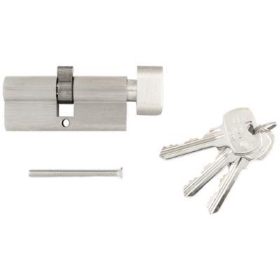 Cilindro llave-seguro 70 mm