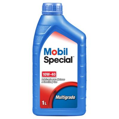 Lubricante para motores a gasolina y gas 1 litro botella