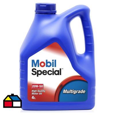 Aceite para motor 4 litros bidón