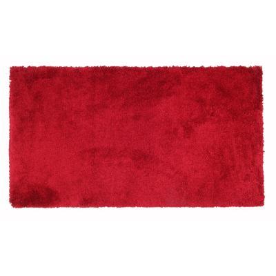 Alfombra shaggy delight cosy 160x230 cm rojo