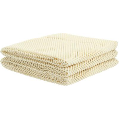 Antideslizante para alfombra 70x250 cm blanco