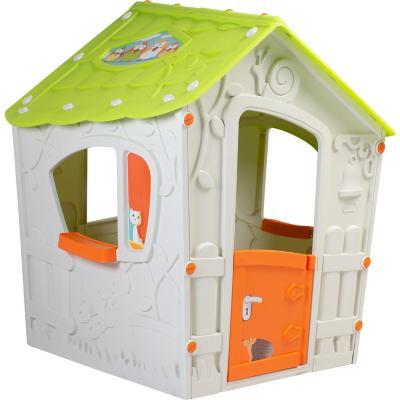 Casa de juegos 110x110x126 cm