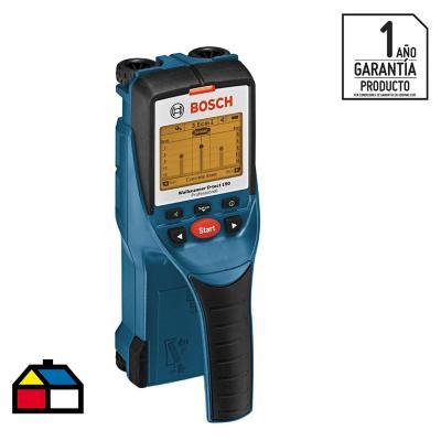 Detector láser plástico Azul