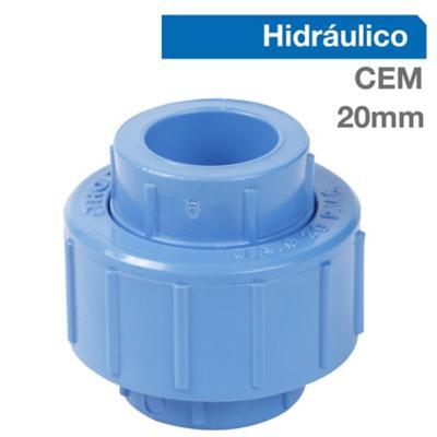Union Americana PVC-P Cementar 20mm 1u