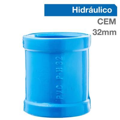 Copla PVC para cementar 32x32 mm