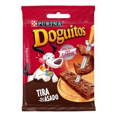 Snack para perro adulto 65 gr carne