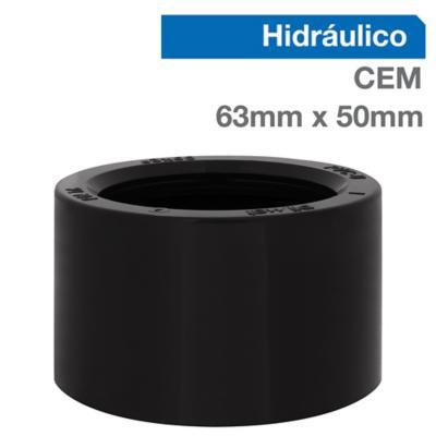 Buje red corta PVC-P Cementar 63mm x 50mm  1u