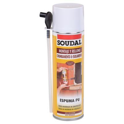 Sellador de poliuretano 750 ml beige