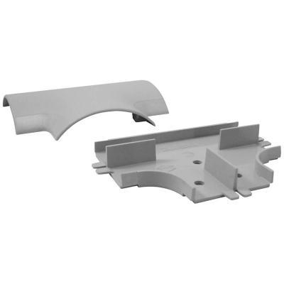 Derivación T para moldura 60x13 mm