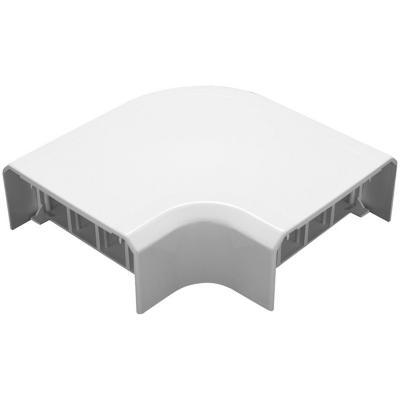 Ángulo plano para moldura 13x7 mm