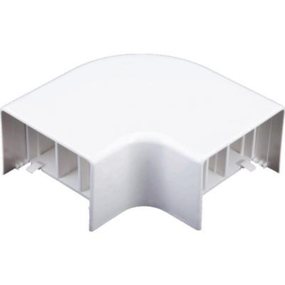 Ángulo plano para moldura 60x40 mm