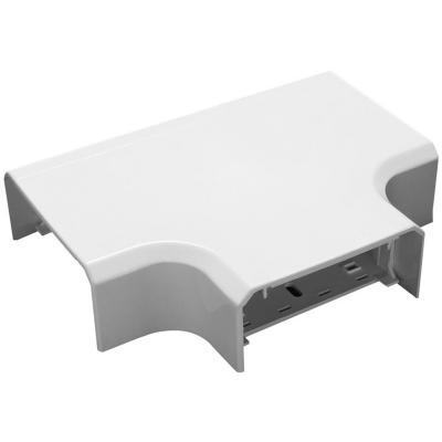 Derivación T para canaleta 100x45 mm