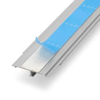 Moldura piso Semiredonda 60x13mm adhesivo
