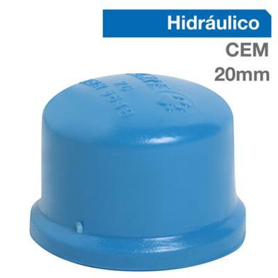 Tapa Gorro PVC-P Cementar 20mm  1u