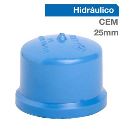 Tapa Gorro PVC-P Cementar 25mm  1u