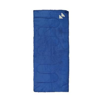 Saco de dormir recto azul