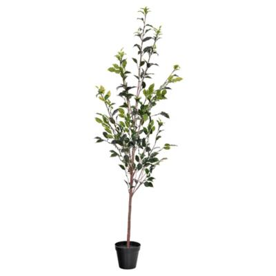 Ficus artificial 162 cm con macetero