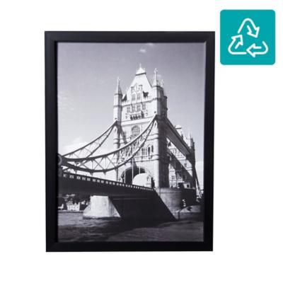 Marco para foto 40x30 cm negro