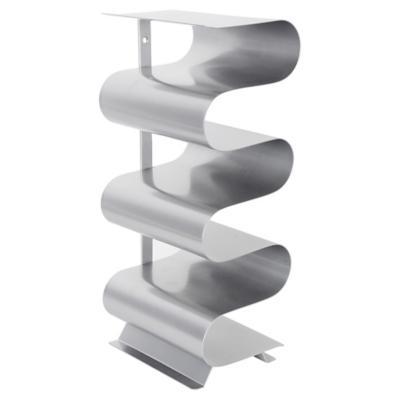 Zapatera 6 niveles metal 15x20 cm Gris