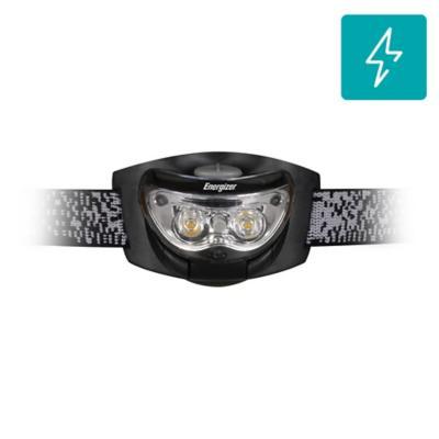 Linterna LED manos libres 50 lm a pilas
