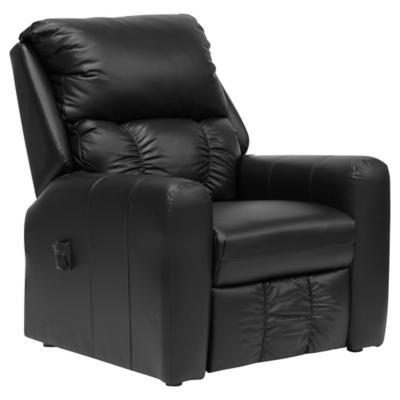Bergere 112x80x90 cm negro
