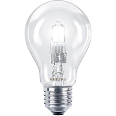 Ampolleta Ecoclassic E27  42w luz cálida
