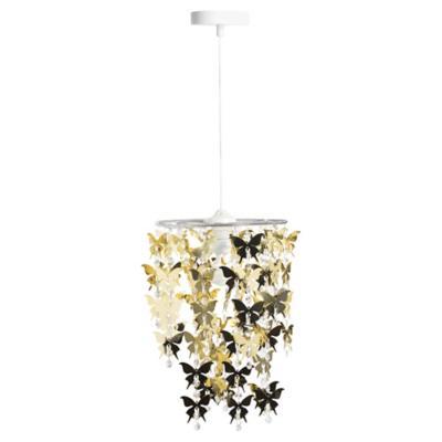 Lámpara Colgante Mariposa Dor E27