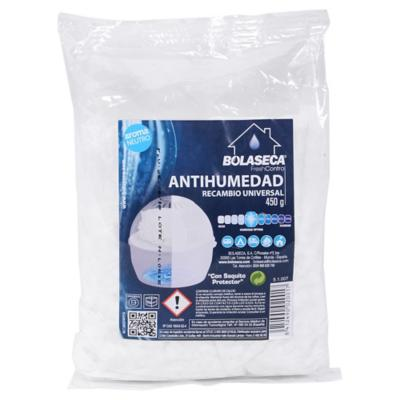Recarga para sistema antihumedad 450 gr saco