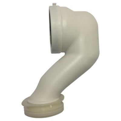 Conector polipropileno 30 Cm blanco