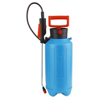 Pulverizador manual 5 litros azul