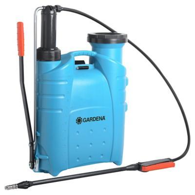 Pulverizador manual 12 litros azul