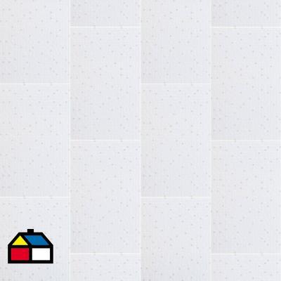Cerámica blanco 25x40 cm 1,5 m2