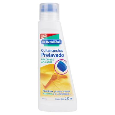 Quitamanchas con cepillo aplicador 250 ml botella