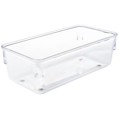 Organizador de cocina 7,6x15x5 cm acrílico Transparente