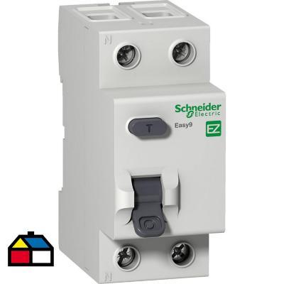 Interruptor diferencial 25 A Easy9