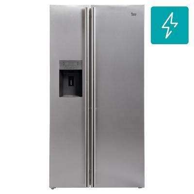 Refrigerador side by side 616 litros inox